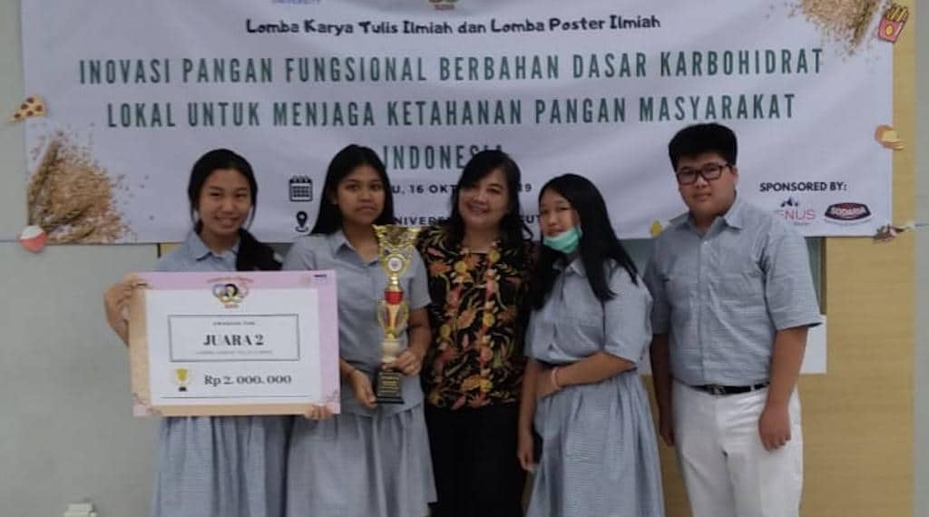Juara 2 Lomba KIR & Poster Ilmiah Tingkat Provinsi DKI Jakarta